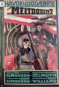 Havok & Wolverine: Meltdown #2(1989)