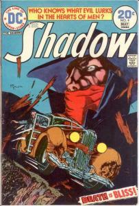 SHADOW (1973) 4 F-VF KALUTA May 1974 COMICS BOOK