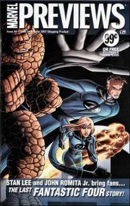 Marvel Previews #46 VF/NM; Marvel | save on shipping - details inside