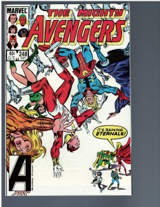 Avengers #248 (1984)