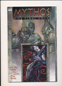 DC Comics Vertigo MYTHOS The Final Tour 1 of 3 F/VF(SIC621)