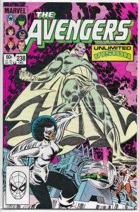 Avengers   vol. 1   #238 VF