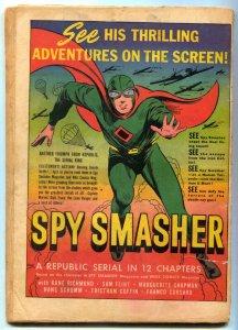 Whiz Comics #28 1942- Captain Marvel- restored G/VG