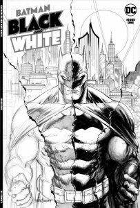 Batman Black And White #1 (Of 6) Tyler Kirkham Trade Dress Variant