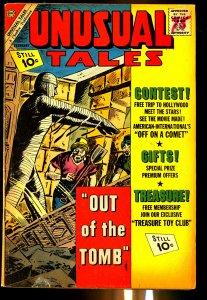 Ununual Tales #32