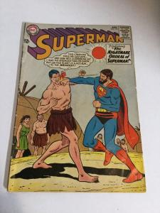 Superman 171 Vg Very Good 4.0 Silver Age
