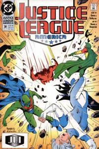 Justice League (1987 series) #38, VF+ (Stock photo)