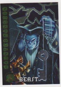 1995 Fleer Ultra X-Men #90 Beast