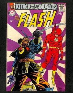 Flash #181 Samurai Cover!