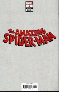 Amazing Spider-Man #8 - NM - Variant Cover