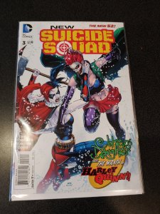 ​NEW SUICIDE SQUAD #3 NM HARLEY QUINN JOKER'S DAUGHTER