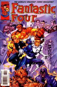 Fantastic Four (1998 series) #34, NM + (Stock photo)