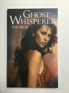 Ghost Whisperer The Muse Tpb Softcover Sc Near Mint Nm Idw