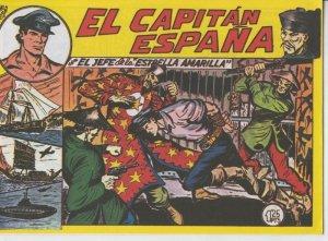 El Capitan España facsimil numero 03: el jefe de la estrella amarilla