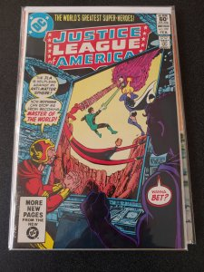 Justice League of America #199 (1982)