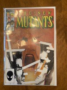 The New Mutants #26 (1985)