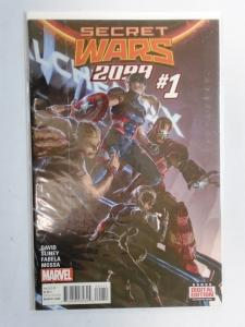 Secret Wars 2099 (2015) #1A, 8.0/VF (2015)