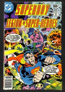 Superboy and the Legion of Super-Heroes #242