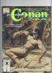 Conan Saga #72 (1993)
