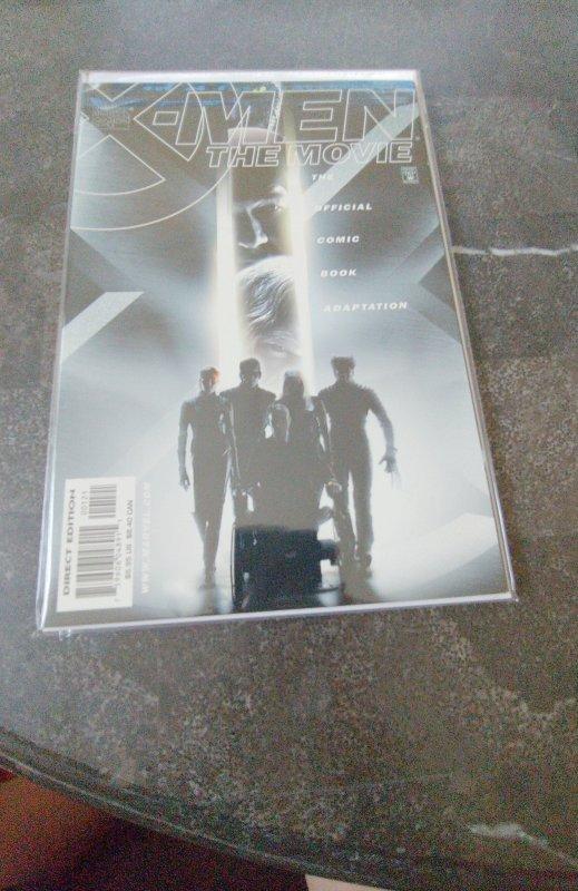 X-MEN THE MOVIE TB
