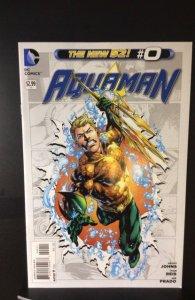 Aquaman #0 (2012)