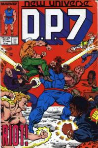 D.P.7 #17 VF/NM; Marvel | save on shipping - details inside