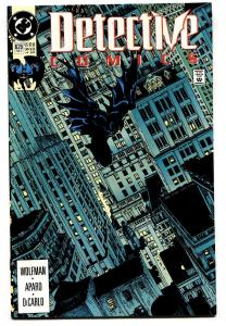 Detective Comics #626 1991-First appearance of 2nd ELECTROCUTIONER - DC