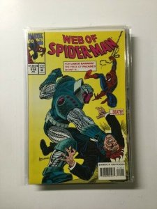 Web of Spider-Man #114 (1994) HPA