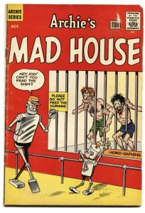 ARCHIE'S MAD HOUSE #22 1ST SABRINA THE TEENAGE WITCH comic book