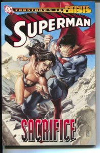 Superman: Sacrifice-Greg Rucka-TPB-trade