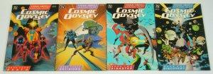 Cosmic Odyssey #1-4 VF/NM complete series jim starlin - mike mignola - darkseid
