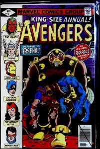 The Avengers Annual #9 (1979)