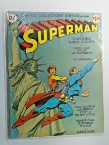 Superman #C38 Treasury bagged boarded 6.0 FN (1975)