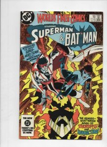 WORLD'S FINEST #306, VF/NM, Batman, Superman, Barracuda, 1941 1984 more in store