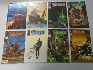 Spawn comic lot 24 different from #25-50 avg 8.0 VF (1994-96 Image)