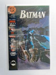 Batman Annual #13, 8.0/VF (1989)