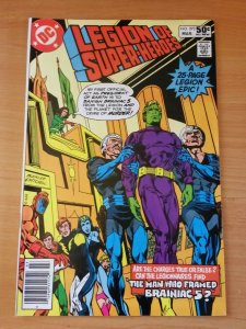 The Legion of Super-Heroes #273 ~ FINE - VERY FINE VF ~ 1981 DC COMICS