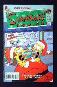 Simpsons Comics #52 (2000)