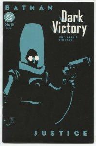 Batman: Dark Victory #10 2000- Jeph Loeb- Time Sale VF/NM