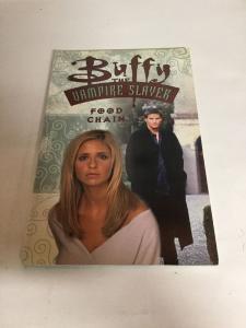Buffy The Vampire Slayer Food Chain Tpb Nm Near Mint Dark Horse Comics