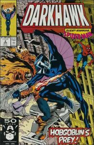 Marvel DARKHAWK #2 VF