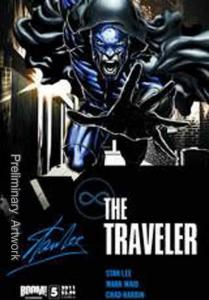 Traveler (Stan Lee's…), The #5A VF/NM; Boom!   save on shipping - details inside