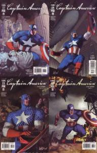 CAPTAIN AMERICA 17-20 Captain America Lives Again