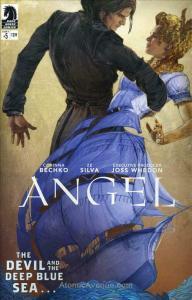Angel Season 11 #5 VF/NM; Dark Horse   save on shipping - details inside
