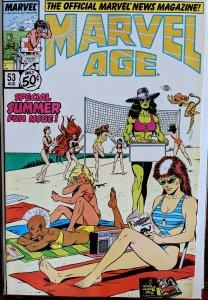Marvel Age #53 (1987)