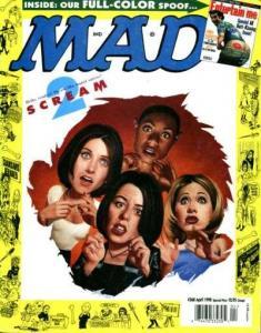 Mad (1952 series) #368, NM + (Stock photo)
