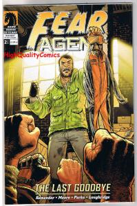 FEAR AGENT #2 LAST GOODBYE (#13) Rick Remender, 2007, NM, more in store