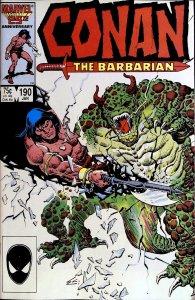 Conan the Barbarian #190 (1987)