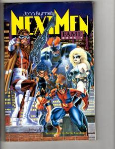 Next Men Vol. # 3 FAME Dark Horse Comics TPB Graphic Novel Comic Book J313