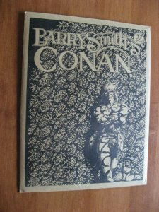 CONAN TUPENNY PORTFOLIO SIGNED BARRY SMITH 1974 SCARCE